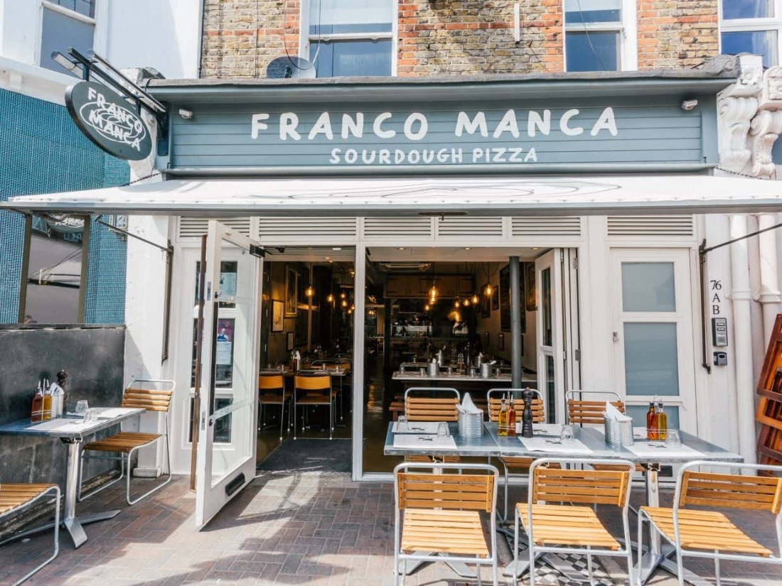 Franco Manca Northcote Road