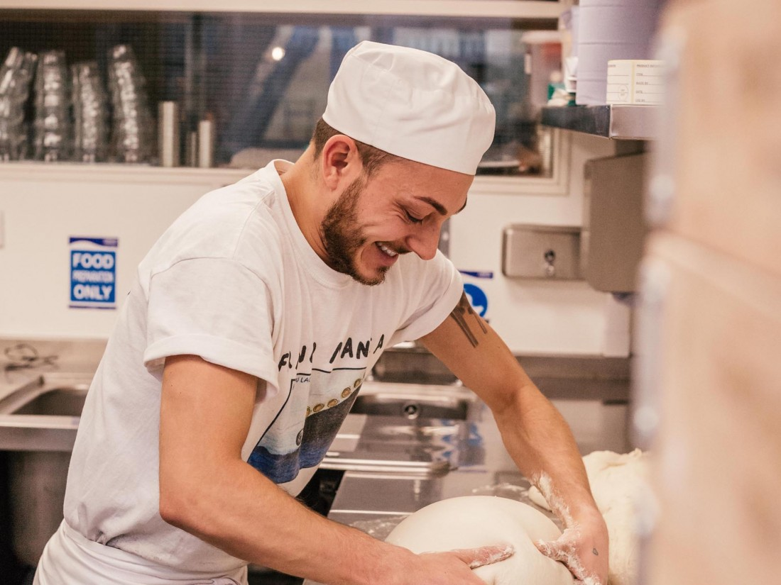 Franco Manca Dough