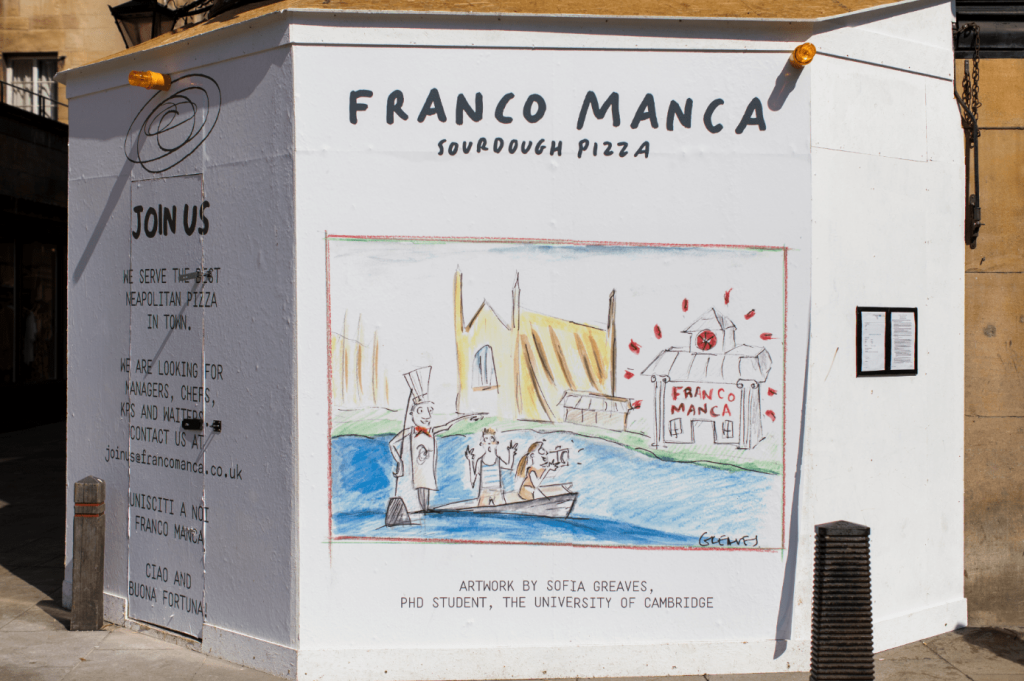Franco Manca Cambridge