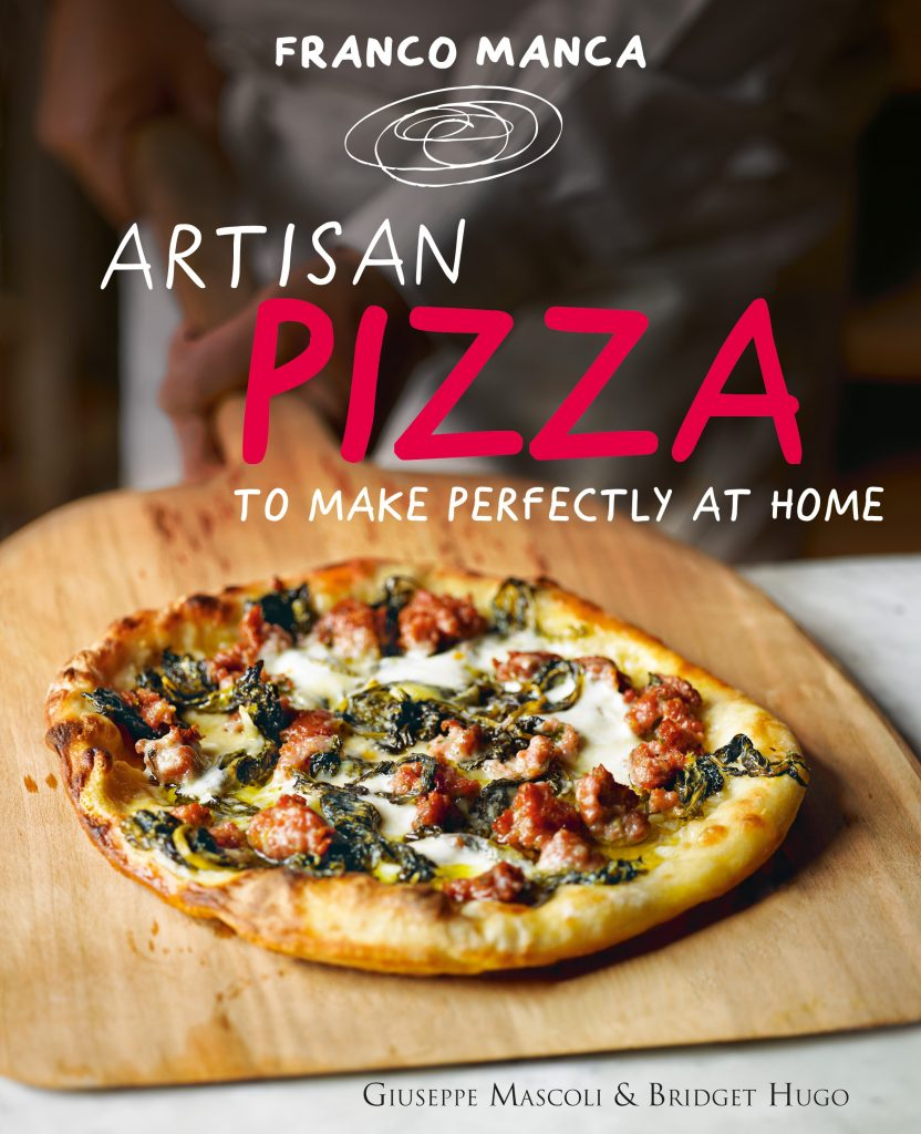 Franco Manca Artisan Pizza book